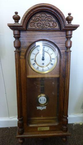 Chiming Wall Clock Ebay