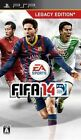 Sony PSP FIFA 14 Video Games