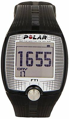NEW Polar Ft1 Heart Rate Monitor Black FREE SHIPPING workout exercise safely