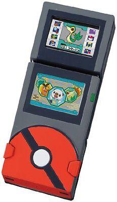 New Takara tomy Pokemon Encyclopedia Zukan Pokedex Best Wish Nintendo