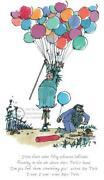 Roald Dahl Print