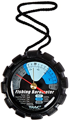 T3002 Fishing Barometer Thermometers & Weather Instruments B