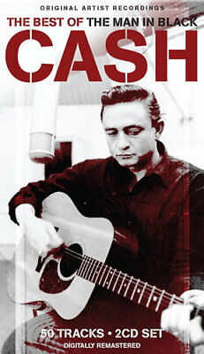 The Best Of Johnny Cash 2 CD 1950s 1960s Country