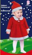 Weihnachtskleid Baby