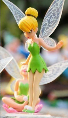 Disney Fairy Cake Toppers Uk