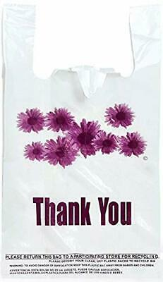 Thank You Plastic Shopping Bags - 500 Pcscase