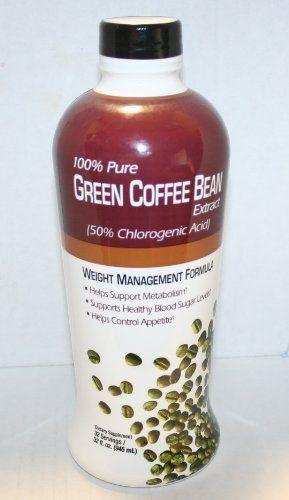 cc65183de282 Pure Green Coffee Bean Extract