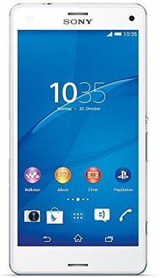 Sony Xperia Z3 Compact D5803 Android Smartphone ohne Simlock 16GB Weiß Kamera
