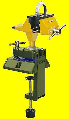 PROXXON 28608 Feinmechanikerschraubstock FMZ mit Tischklemme bis Dicke 60mm NEU