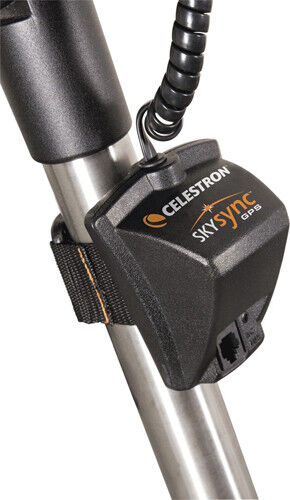 Celestron 93969 SkySync GPS Accessory w/ 16-Channel GPS Module