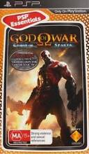 NEW: God of War - Ghost of Sparta (PSP) Abbotsford Yarra Area Preview
