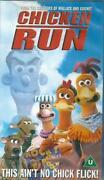 Chicken Run VHS