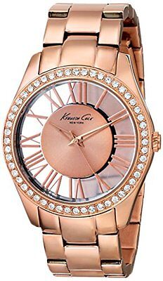 Kenneth Cole New York Women's KC4852 Transparency Stainless Steel Watch
