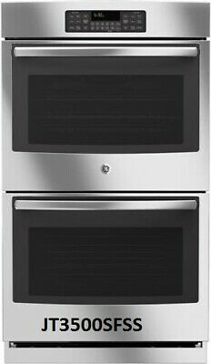 "New GE 30"" Electric Double Oven  JT3500SFSS"
