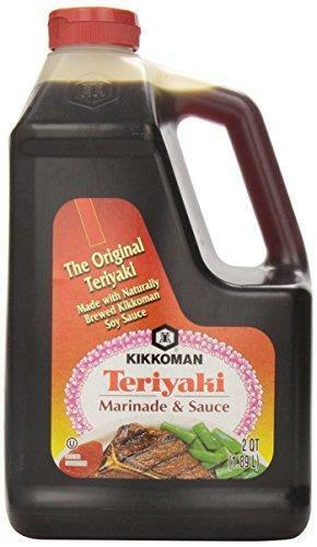 Kikkoman Teriyaki Marinade & Sauce, 64 Fl Oz