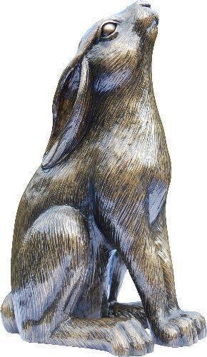 Moon Gazing Hare Bronze Ebay