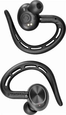 Insignia True Wireless In-Ear Headphones Stereo Earbuds Black USED !
