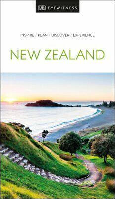 DK Eyewitness New Zealand 9780241365410 | Brand New | Free UK Shipping