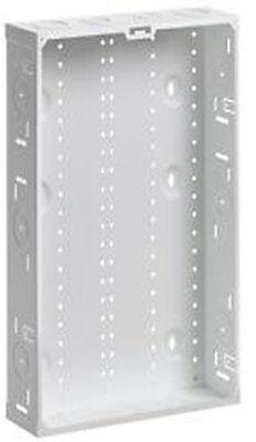 Leviton 47605-21E 21-Inch Structured Media Enclosure, White