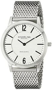 Stuhrling Original Men's 122.33112 Classic Ascot Somerset Elite