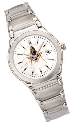 Bulova Masonic Watch Ebay