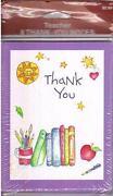 Thank You Cards Teacher