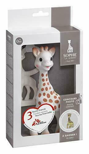 SOPHIE LA GIRAFFE AWARD SET 516510 NEW DAMAGED BOX