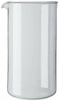 Bodum Spare Glass Carafe for French Press Coffee Maker, 8-Cup, 1.0-Liter, -