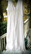 White Gauze Dress