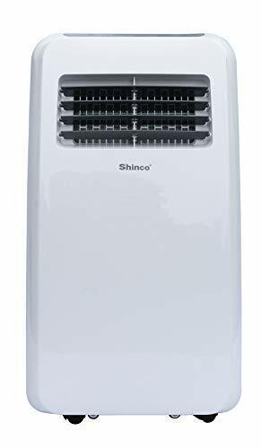 Shinco Portable Air Conditioner for Rooms up to 200 Sq. Ft, SPF2-08C