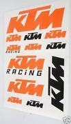 KTM LC4 Aufkleber
