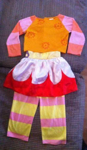 Upsy Daisy Fancy Dress Ebay