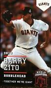 Barry Zito Bobblehead