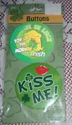 ST. Patrick Day Buttons