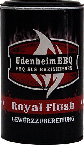 ROYAL SPICE Uedenheim BBQ Royal Flush Rub 120g Streuer