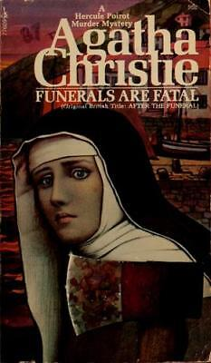 Funerals Are Fatal By Agatha Christie