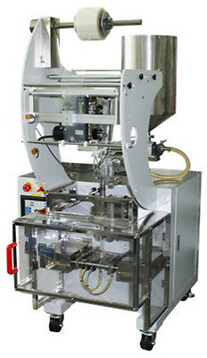 Entrepack Liquid Vertical Form Fill Seal Sachet Machine Vffs With Piston Filler