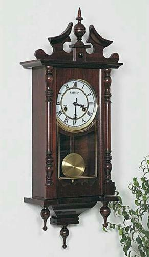 Antique Chime Wall Clock Ebay