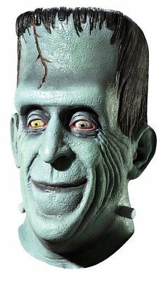 Rubies The Munsters Herman Lily Marilyn Eddie Mask Adult Halloween Costume 4211 - Lily Halloween Costume
