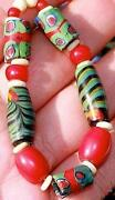 Antique Millefiori Beads
