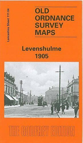 MAP OF LEVENSHULME 1905