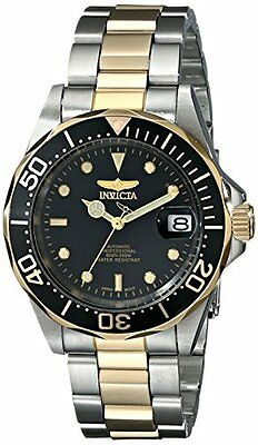 Invicta Men's Pro Diver Automatic 200m Two Toned Stainless Steel Watch 8927