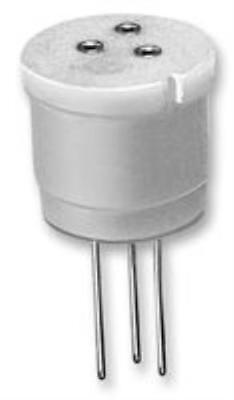 4x Fischer Elektronik Tf 183 Transistor Socket 3 Position Pc Board