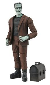 NEW Diamond Select Toys Munsters Select: Herman Munster Action Figure