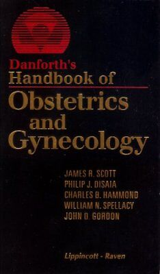 Danforths Handbook of Obstetrics and Gynecology for sale  Shipping to India