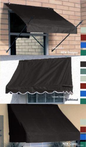 Black Door Awning Ebay