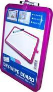 Dry Wipe Planner