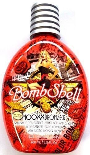 Designer Skin Bombshell  100XX Hot Tingle Tanning Bed Lotion