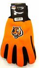 Cincinnati Bengals NFL Gloves