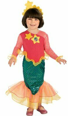 Mermaid Dora the Explorer Nickelodeon Nick Fancy Dress Halloween Child - Dora Halloween Dress